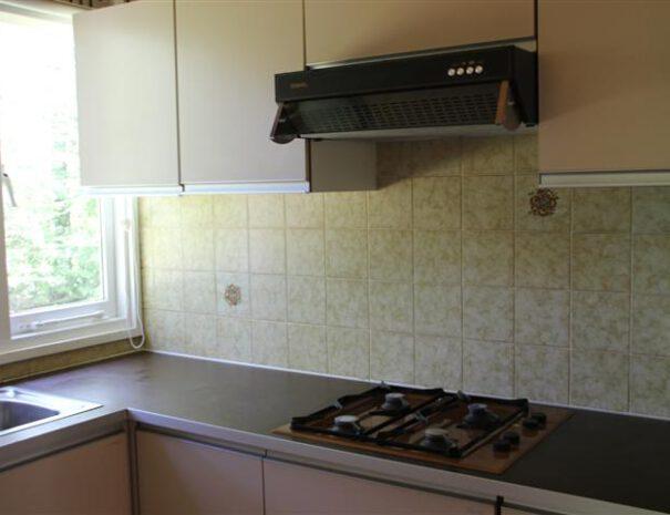 Bungalow I - keuken